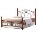 Кованые кровати из Малайзии. Двуспальные, полутороспальные, односпальные