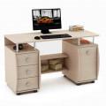 Прямые компьютерные столы