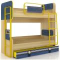 Детские двухъярусные кровати для двоих детей