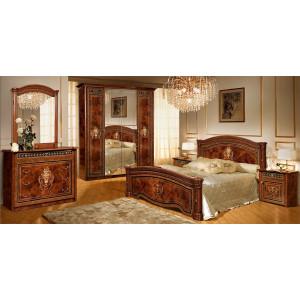 Модульная спальня Карина-3 (орех)
