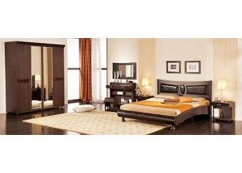 Модульная спальня Ванесса (венге)