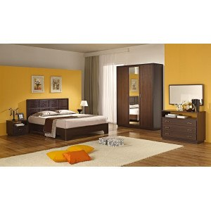 Модульная спальня Некст (венге)