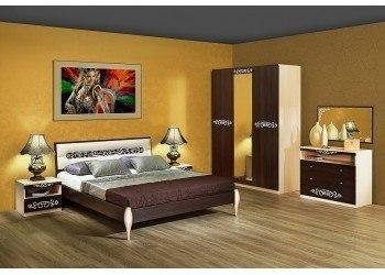 Модульная спальня Carolina