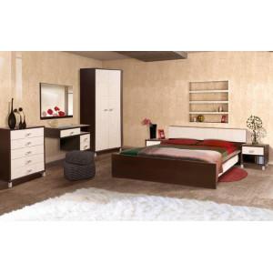 Модульная спальня Домино
