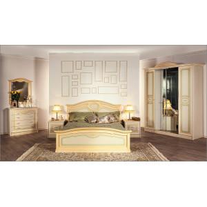 Модульная спальня Кливия