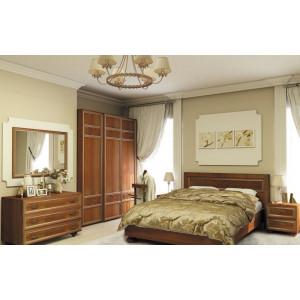 Модульная спальня Александрия (орех)