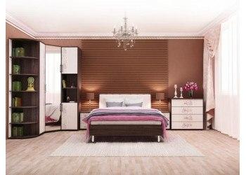 Модульная спальня Джулия