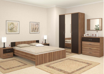 Модульная спальня Вена