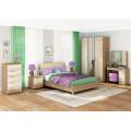 Модульная спальня Бриз