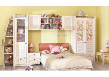 Модульная детская мебель для девочки Калипсо