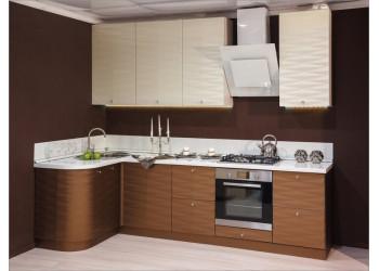 Модульная кухня Кристалл