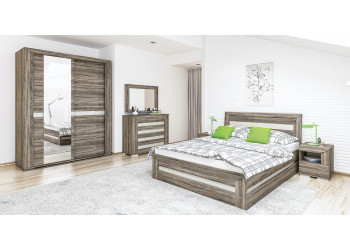 Модульная спальня Кристалл