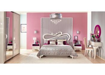 Модульная спальня Жасмин (Любимый дом)