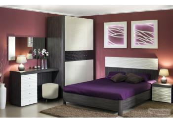Модульная спальня Соната (Любимый дом)