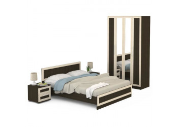 Модульная спальня Верона (Нижегородмебель)