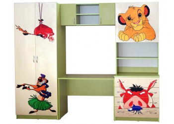 Детские стенки Мебель Холдинг