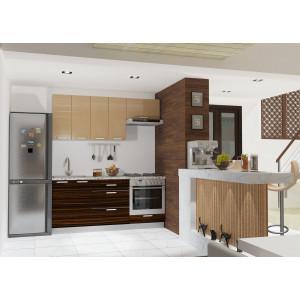 Модульная кухня Виктория (Мебельсон)