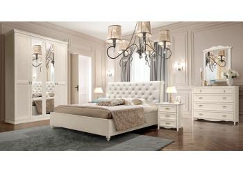 Модульная спальня Венеция (дуб седан)