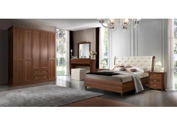 Модульная спальня Венеция (марроне)