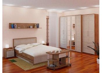 Модульная спальня СОЛО