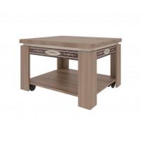 Кофейный столик трансформер из дерева Адам 1