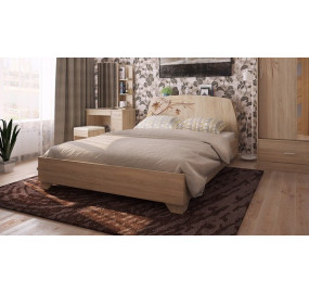 Двуспальная кровать Виктория-1  1.6