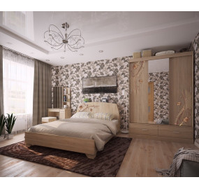 Спальный гарнитур Виктория-1 К1
