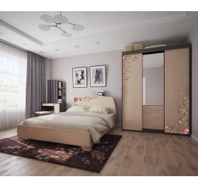 Спальный гарнитур Виктория-2 К1