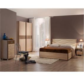 Спальный гарнитур Ривьера СК2