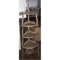 Угловая этажерка MK-2451-AB