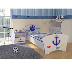 Кровать Орматек Соната Kids Плюс