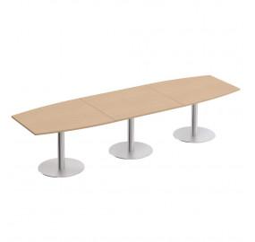 Reventon Стол для переговоров на опорах-колоннах