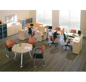 Профи Офисная мебель (вариант 1)