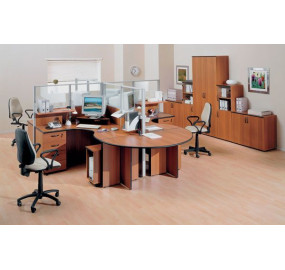 Дин-Р Офисная мебель (вариант 1)