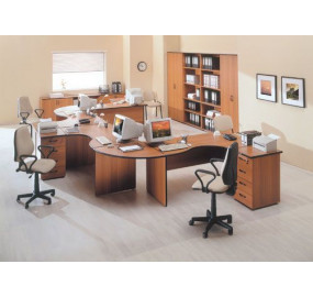Дин-Р Офисная мебель (вариант 2)