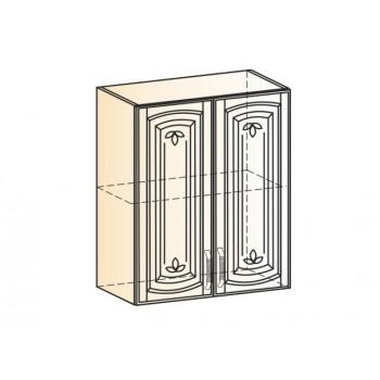 Венеция Шкаф навесной 600 (2 двери)