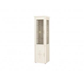 32.08 Венеция Шкаф-витрина с колоннами (лев/прав)