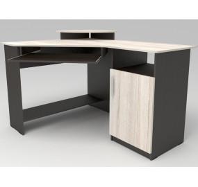 Стол компьютерный СКУ06, венге/дуб сонома