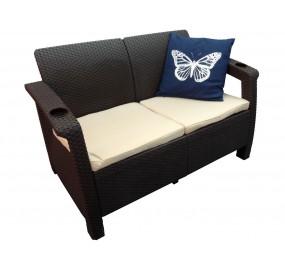 Двухместный диван  Yalta Sofa Seat