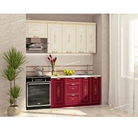 Виктория 20 Кухонный гарнитур 7 (ширина 200 см)