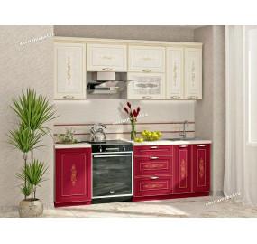 Виктория 20 Кухонный гарнитур 8 (ширина 230 см)