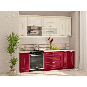 Виктория 20 Кухонный гарнитур 13 (ширина 240 см)