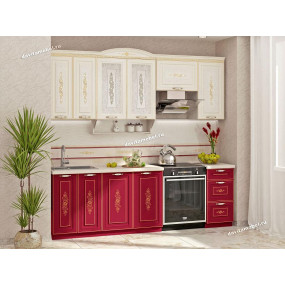 Виктория 20 Кухонный гарнитур 12 (ширина 240 см)