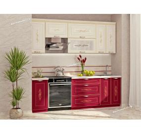 Виктория 20 Кухонный гарнитур 10 (ширина 240 см)
