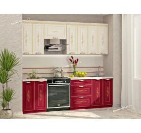 Виктория 20 Кухонный гарнитур 9 (ширина 240 см)