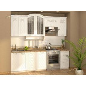 Тиффани-19 Кухонный гарнитур 12 (ширина 240 см)