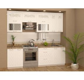 Тиффани-19 Кухонный гарнитур 11 (ширина 240 см)