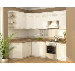 Тиффани-19 Кухонный гарнитур угловой 17 (ширина 160х240 см)