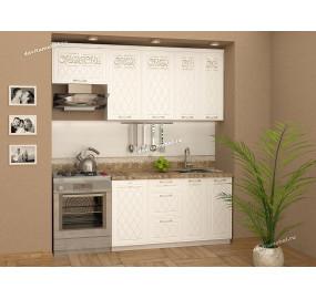 Тиффани-19 Кухонный гарнитур 7 (ширина 200 см)