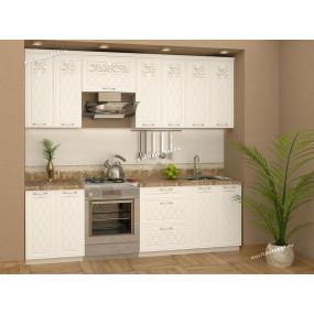 Тиффани-19 Кухонный гарнитур 9 (ширина 240 см)